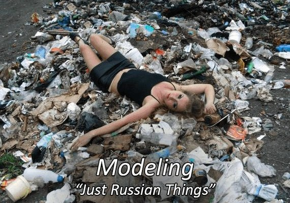 Things Which Are Very Russian