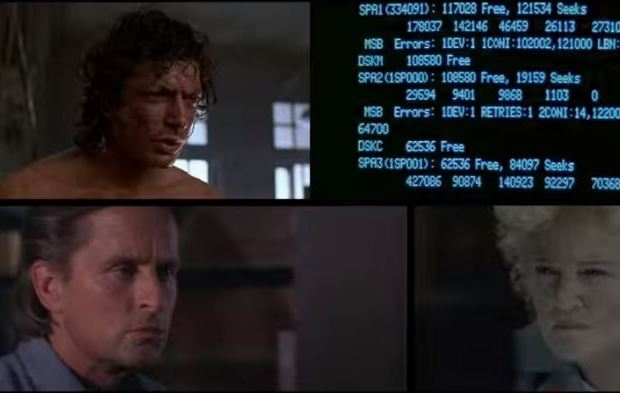 Computer Hacking Supercut From The '70s, '80s, and '90s