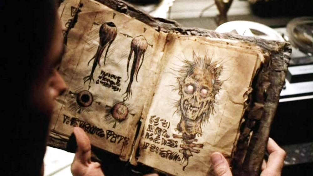 Risultato immagine per necronomicon evil dead