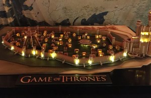 GAME OF THRONES' King's Landing Gingerbread Recreation