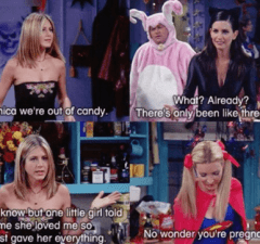 friends dirty jokes