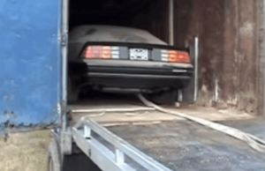 Brand New 1985 Camaro Z28 & 1970 RoadRunner Found In A Trailer After 25 Years