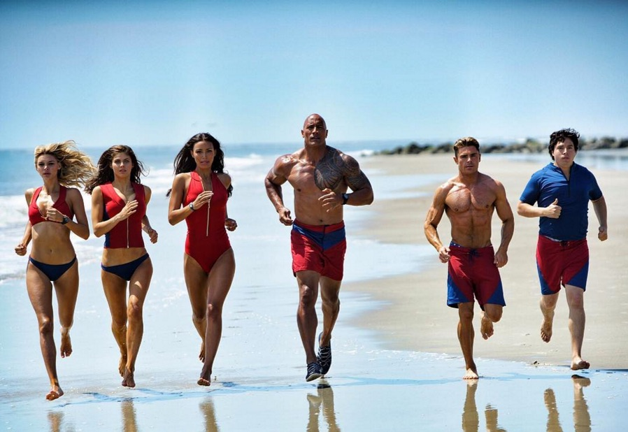 Full Baywatch Team is Here For You To See