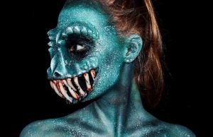 Bizarre Collection Of Body Paintings