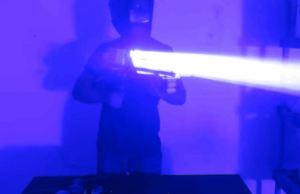 Laser Bazooka