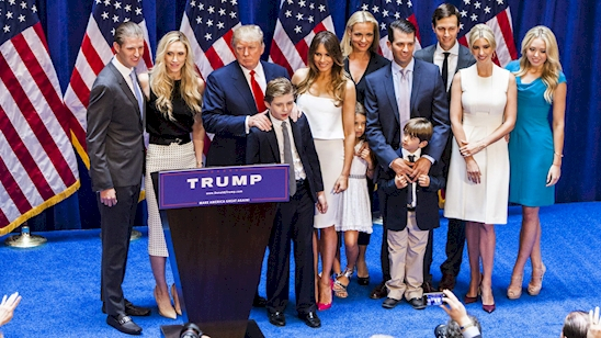 12 Weird Facts About Donald Trump's Kids