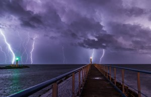 Purple Rain, Port-la-Nouvelle, France
