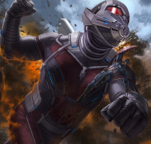 New CAPTAIN AMERICA: CIVIL WAR Concept Art