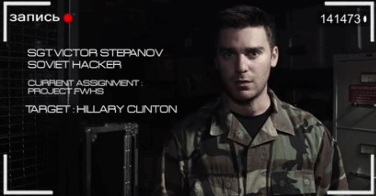 Parody: Russians Think Hacking Hillary Clinton is the Funniest Thing EVER!