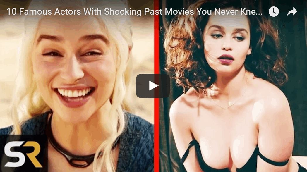 10 Famous Actors With Shocking Past Movies You Don't Know About