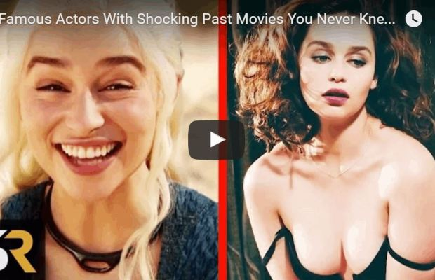 Famous Actors With Shocking Past Movies