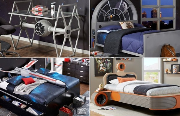 STAR WARS Themed Furniture For Kids