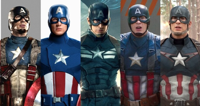 Captain America Costumes   Helmet  Boots and Merchandise A Z Costume Guide To Be Captain America
