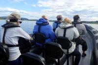 Tur innover Trondheimsfjorden