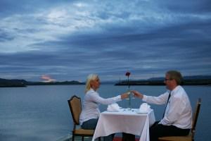 Nyt delikatesser ved sjøen på Ørland Kysthotell