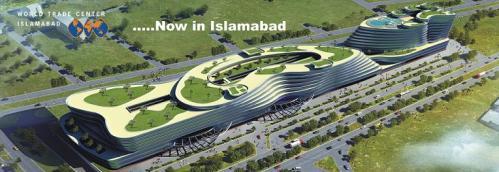 World Trade Center Islamabad - Panoramic View or Master Plan