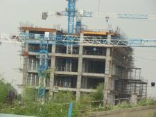 World Trade Center Islamabad under construction as august 2011