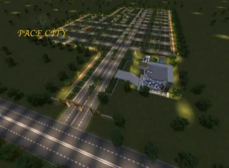 Pace City Multan - Master or Layout Plan
