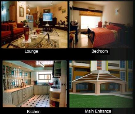 Country Club Apartments Islamabad - Model Suite