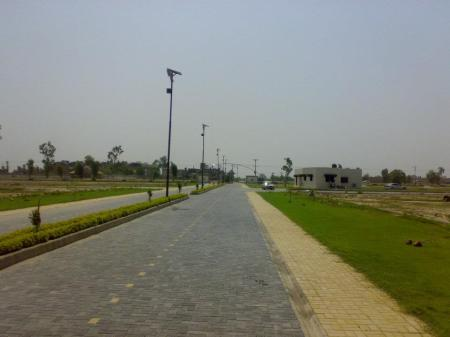 Canal View Faisalabad - Development Work view 6