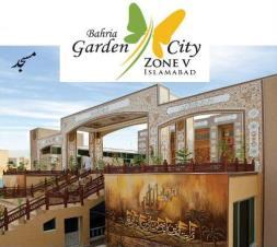 Bahria Garden City Islamabad