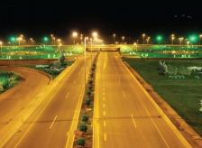 Eden Place Lahore - Night View