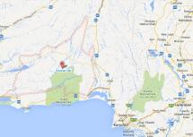 Awaran District Balochistan - Location Map