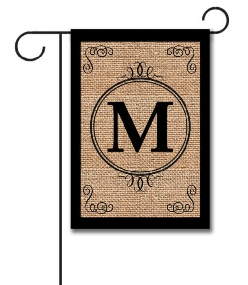 Medium Of Personalized Garden Flags