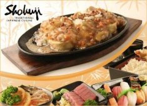 shokuji traditional japanese restaurant