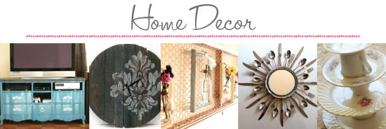 Home-Decor-Tutorials