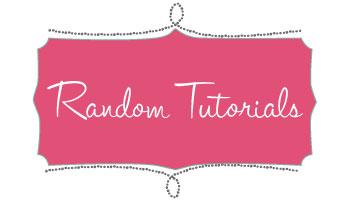 Random-Tutorials