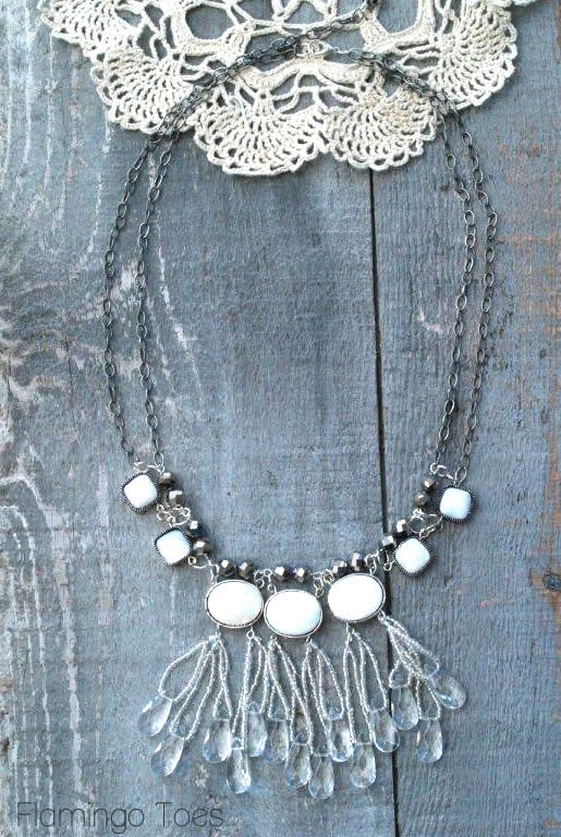 Ice Drops Necklace