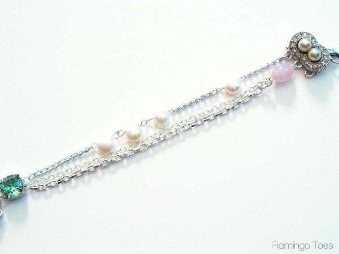 Assembling Bracelet