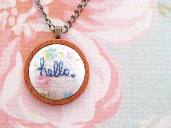 hello embroidery