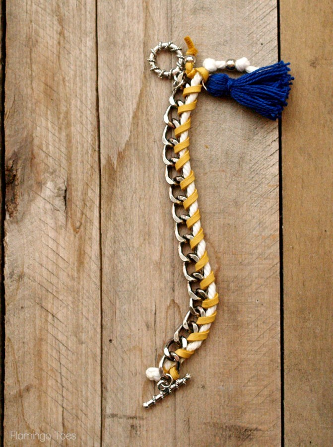 Anthro Knockoff Bracelet