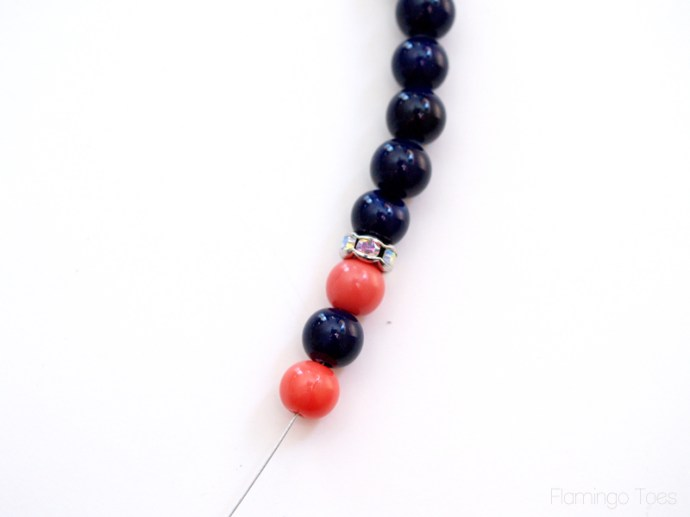 Adding Beads to Wire