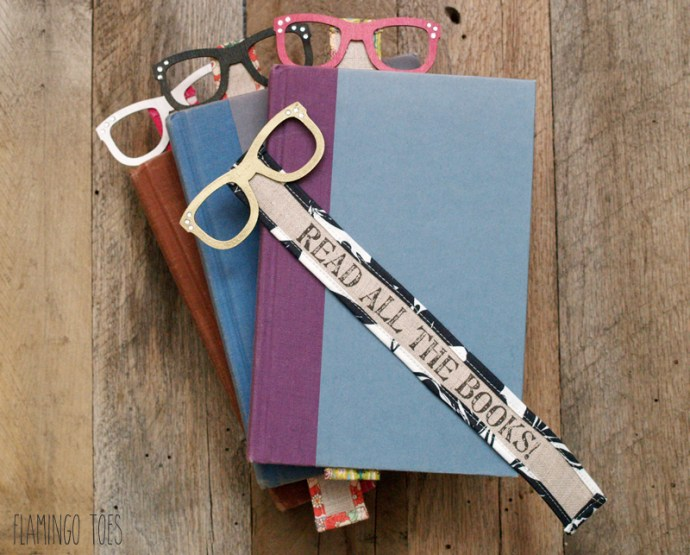 Read All The Books - Cute Bookmarks