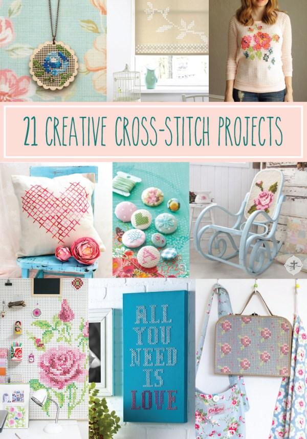21-Creative-Cross-Stitch-Projects