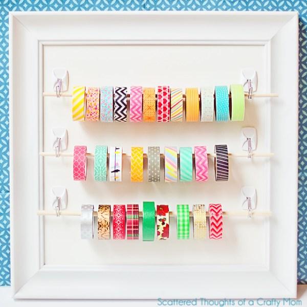 washi-tape-organization