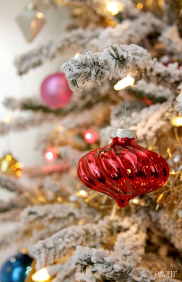 Antique Christmas Bulb