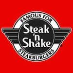 Kids eat free at Steak-n-Shake all day Saturdays and Sundays