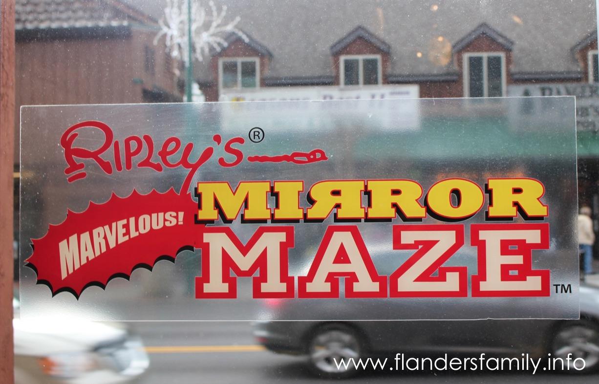 Ripley's Mirror Maze