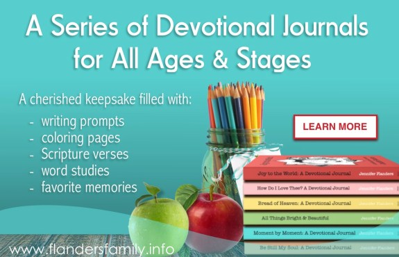 Devotional Journals for All Ages & Stages