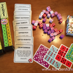 We think TENZI's tons of Funzi - Great family game! Good for all ages!