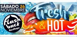 Fresh & Hot by Flash Back Salou