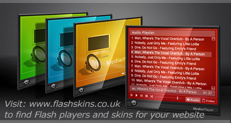 Flash Media Player 3.8