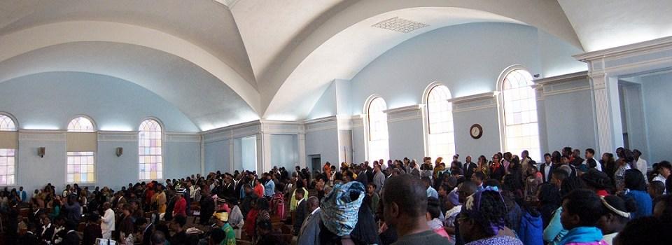 Church at Worship