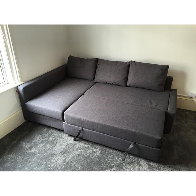 Ikea Friheten Sofa Bed Assembly Brighton Hove Flat Pack Dan