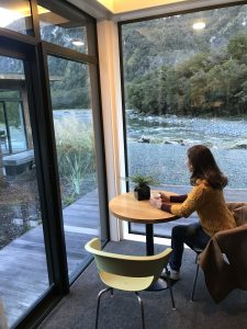 Milford Sound Lodge's Room with a View