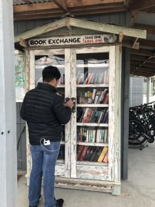 Book Exchange- Take One, Leave One